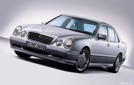 Mercedes-Benz E-класс W210 AMG