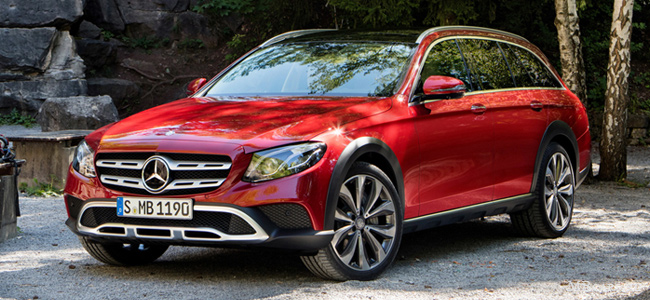 Mercedes-Benz E-class All-Terrain W213