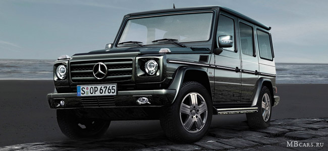 Mercedes-Benz G500 Edition 30 - 2011