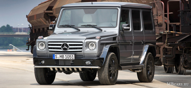 Mercedes-Benz G500 Edition Select - 2011