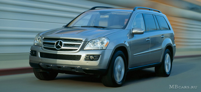 Mercedes-Benz GL-класс X164