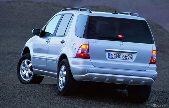 Mercedes-Benz ML-класс W163