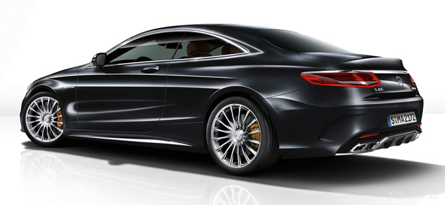 Mercedes-Benz S65 AMG Coupe C217