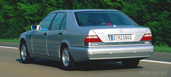 Mercedes-Benz Turbodiesel